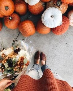 We love fall most of all. (Photo via IG: laurenkaysims)