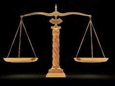The Scales Of Justice. USA