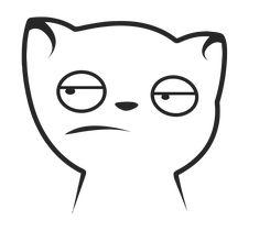 meh cat