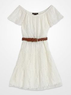 61958dc8f21 Girls Ivory Lace Dress  kids  summer  white Girly Girl