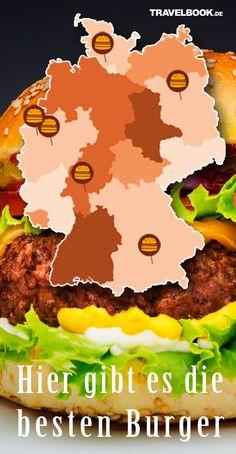 Der Hamburger zählt zum beliebtesten Fast Food der Deutschen. In den Genuss der typisch amerikanischen Delikatesse kommt man aber natürlich nicht nur in den bekannten Ketten, sondern auch in zahlreichen deutschen Lokalen. TRAVELBOOK nennt die zehn besten Burgerrestaurants – gewählt von TripAdvisor-Usern.