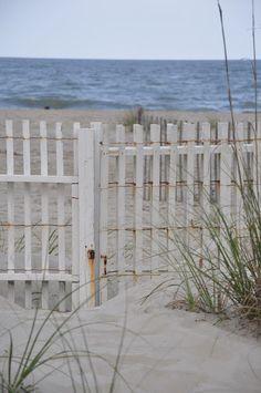 .arena, puerta  a la playa