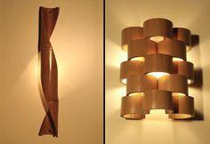 Luminárias artesanais 001