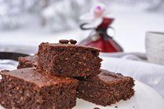Troll a konyhámban: Mandulavajas szezámos brownie liszt nélkül - paleo...