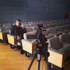 Pascal Gouache en mode post-conférence et juste avant son interview pour #orsys #tv - #instadaily #confsegurdig Suivez #orsys sur #Instagram : https://instagram.com/orsysformation/