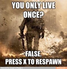 Call of Duty logic / iFunny :)