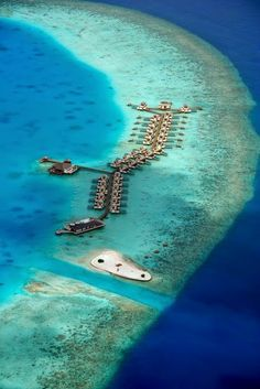 Angsana Velavaru Maldives...absolutely breathtaking. Staying in one of these would be a dream come true!