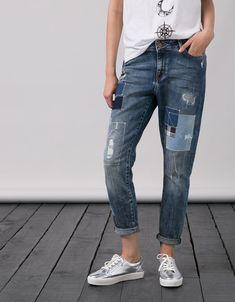 Jeans - WOMAN - Woman - Bershka United Kingdom