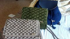 Chanel Boy Bag, Shoulder Bag, Blanket, Crochet, Bags, Fashion, Handbags, Moda, Fashion Styles