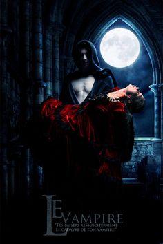 Le Vampire. by Gato-Chico.