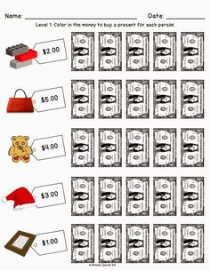 Printables Special Ed Worksheets pinterest the worlds catalog of ideas breezy special ed christmasholiday shopping worksheets for free