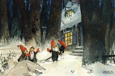 Trygve M. Davidsen. Gnomes.