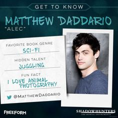 #WeLoveMattDaddario2016 He's so great I can't believe people were treating him the way they were. It makes me sick to think of anyone being that awful to someone who is such a gift to our show.