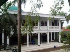 Shalahudin mosque, Asshiddiqiyah 2 Tangerang, Indonesia..