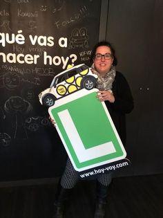 MARIA ESTELA BAENA!!! #hoyvoy #autoescuela #granollers