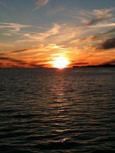 Cedar Key, our evening sunset. Beach Sunsets, Evening Sunset, Beautiful Sunset, Cant Wait, Spring Break, Places Ive Been, Wanderlust, Outdoors, Key