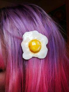 Egg barrette