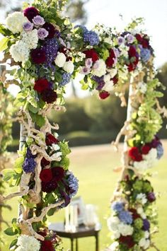 d co c r monie de mariage on pinterest mariage chuppah and draping. Black Bedroom Furniture Sets. Home Design Ideas