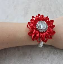 Image result for red corsage