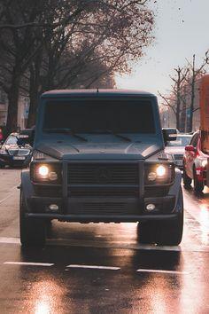 GWagon in Matte Black #cars