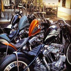 Shovelhead | Bobber Inspiration - Bobbers and Custom Motorcycles | theroadyeah September 2014