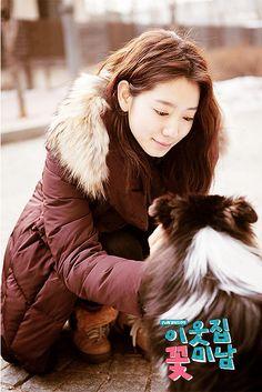 Flower Boy Next Door ♥ Park Shin Hye as Go Dok Mi (Rapunzel) ♥ Hippo