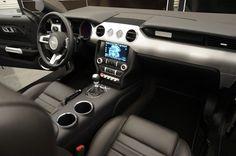 OG | 2015 Ford Mustang Mk6 | Interior mock-up