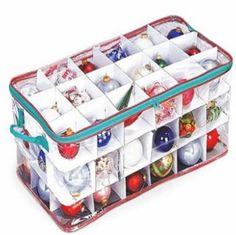 ornament storage chest... CHRISTMAS DECOR STORAGE SOLUTIONS ~ CHRISTMAS TREE BAGS, ORNAMENT CHEST ~ FREE SHIPPING