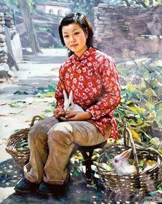 Little White Rabbit Wang Sheng Li (1951, Chinese)