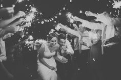 Community Post: 18 Photos That Prove Sparklers Are A Must At Your Wedding
