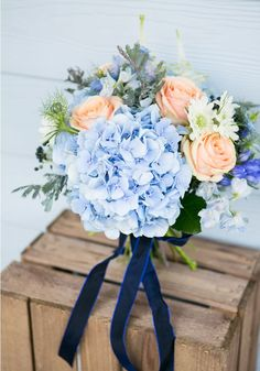 10 beautiful ideas for your something blue • Wedding Ideas magazine