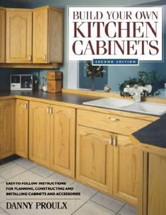 cool Build Your Own Kitchen Cabinets