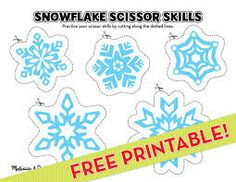 snowflake crafts for kids - Google Search