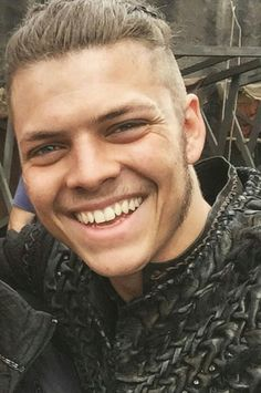 Alex Hoegh Andersen- Ivar on Vikings Ragnar Lothbrok, Zayn Malik, Ivar Vikings, King Ragnar, Ivar The Boneless, Alex Hogh Andersen, Viking Beard, Vikings Tv Show, History Channel