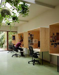 Random Studio, Amsterdam • X+L Architects