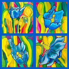 Blue Poppy Tiles Belize