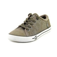 G By Guess Oona2 Women Fabric Gray Sneakers