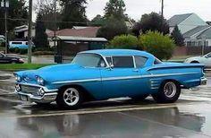 1958 Chevrolet Impala. `™`