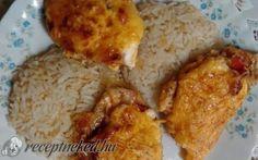 Rakott csirkemell recept Kautz Jozsef konyhájából - Receptneked.hu Bacon, Food, Essen, Meals, Yemek, Pork Belly, Eten