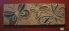 cuadros abstractos con textura y relieve - Buscar con Google ... Texture Painting On Canvas, Canvas Art, Contemporary Art Daily, Modern Art, Pintura Tole, Altered Canvas, Heart Wallpaper, Metal Artwork, Cardboard Crafts