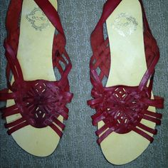 Ecoté Bohemian Sandals Cute for the summer, they just don't fit me anymore. Very comfortable!! Ecote Shoes Sandals