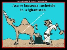 Lansator de rachete in Afghanistan