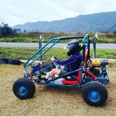 Tenjo, Cundinamarca. Homemade Go Kart, Diy Go Kart, Off Road Buggy, Karting, Mini Bike, Offroad, Outdoor Power Equipment, Volkswagen, Jeep