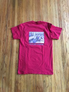 23d839a9 Vintage 90's Fruit of the Loom Tools of the Trade Bowling Team Pocket T- Shirt (free shipping)