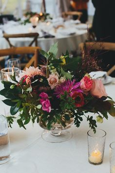 A Romantic Backyard Wedding in Upstate New York