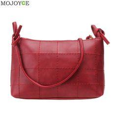 New Autumn Winter PU Women Bag Women Leather Handbag Retro Mini Women Messenger Bag Clutches bolsa feminina Girls Bolso