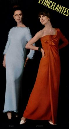 1965 dresses Retro Vintage Dresses, Vintage Clothing, Vintage Outfits, 1960s Fashion, Vintage Fashion, 60s Style, Mod Dress, Print Ads, Fashion Prints