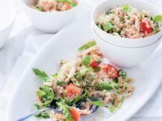 Salade crabe au quinoa - Recettes