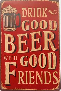 Tin Sign Cold Beer Here Beer Advertising Metal Poster Sign Plauqe Wall Decor for Vintage Retro Bar Pub Bar Vintage, Vintage Store, Vintage Metal Signs, Vintage Party, Retro Vintage, Retro Posters, Vintage Posters, Sheet Metal Drawing, Beer Slogans