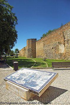 Muralhas de Faro - Portugal
